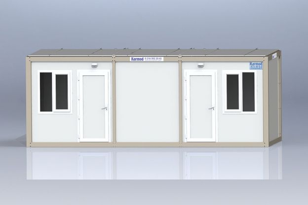 Sandwich Panel Container K 3003