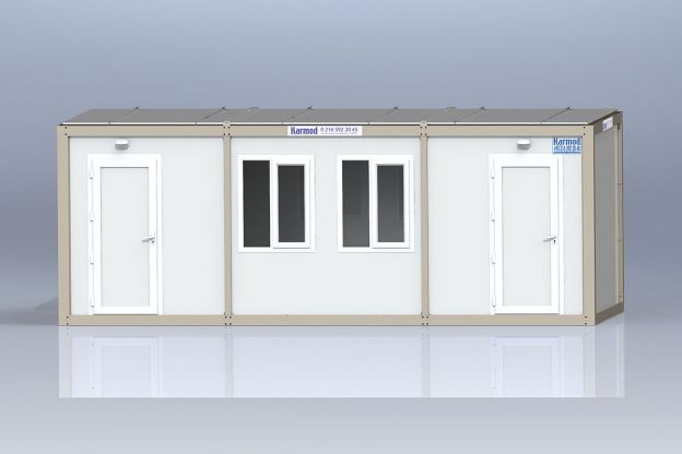 Sandwich Panel Container K 3004