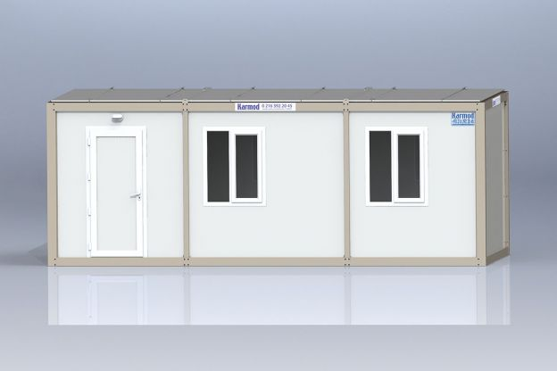 Sandwich Panel Container K 8002