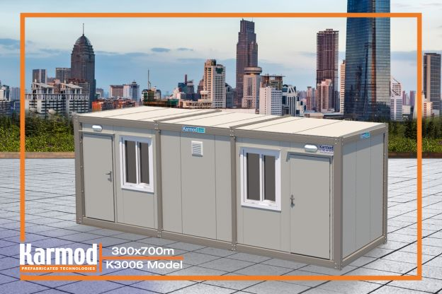 Portable Office Container K 3006