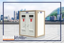 Panel Kabin Wc Duş 135 x 210