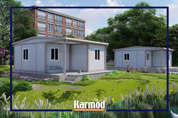 Container Homes & Container House Cost
