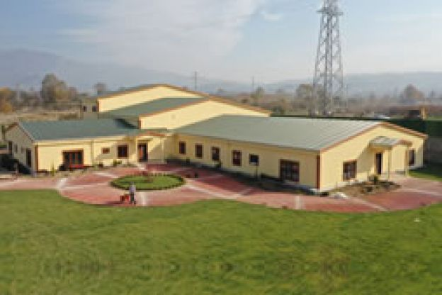 Prefabricated Social Facilities