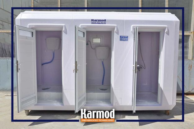 Portable Toilets and Showers