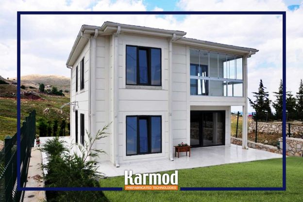 Two Storey Prefabricated Houses