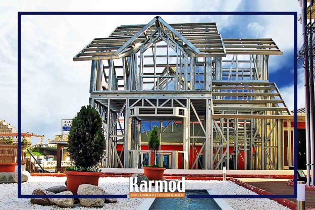 Steel Frame Houses
