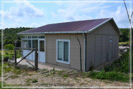 prefabricated houses cost
