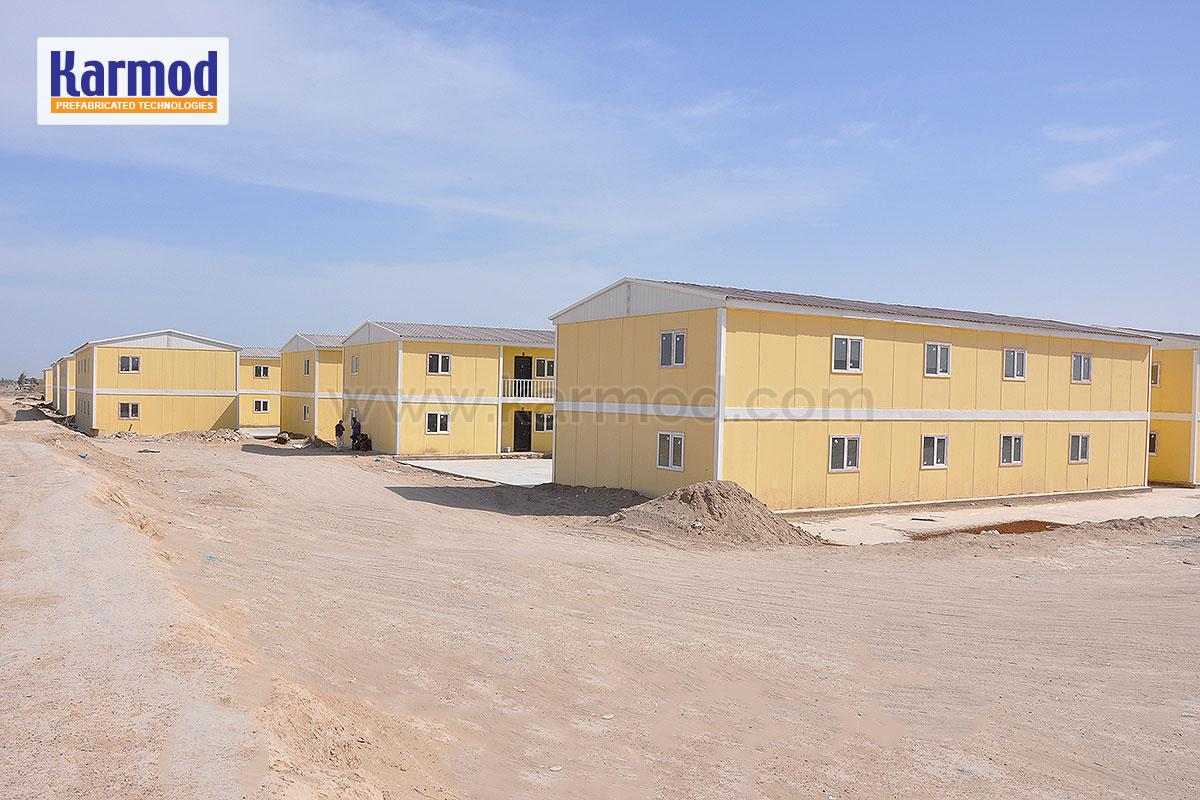 Affordable housing in Iraq