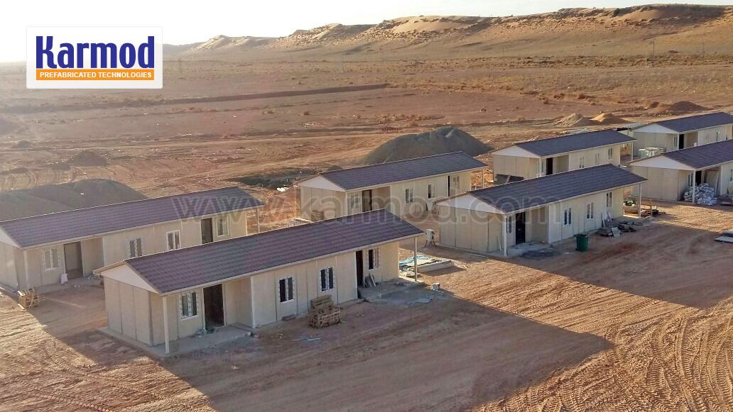 Affordable Social Housing Projects Algeria