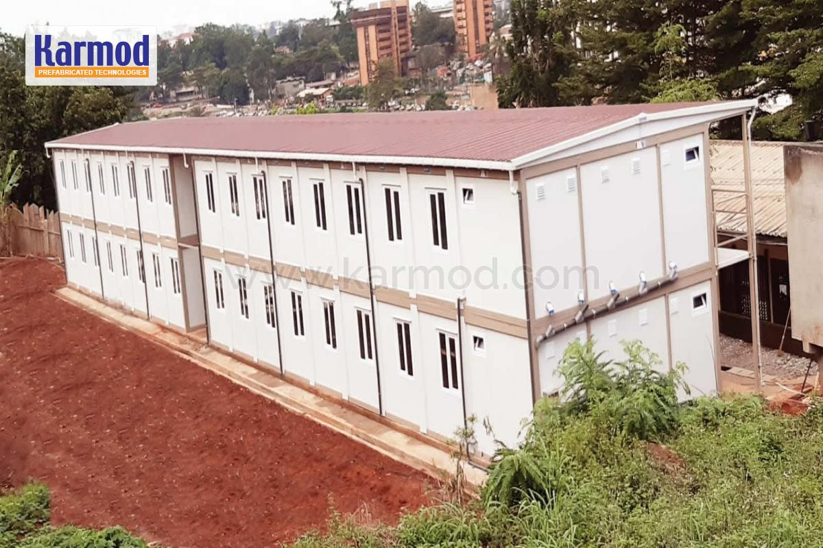 Building School in Cameroon and Africa