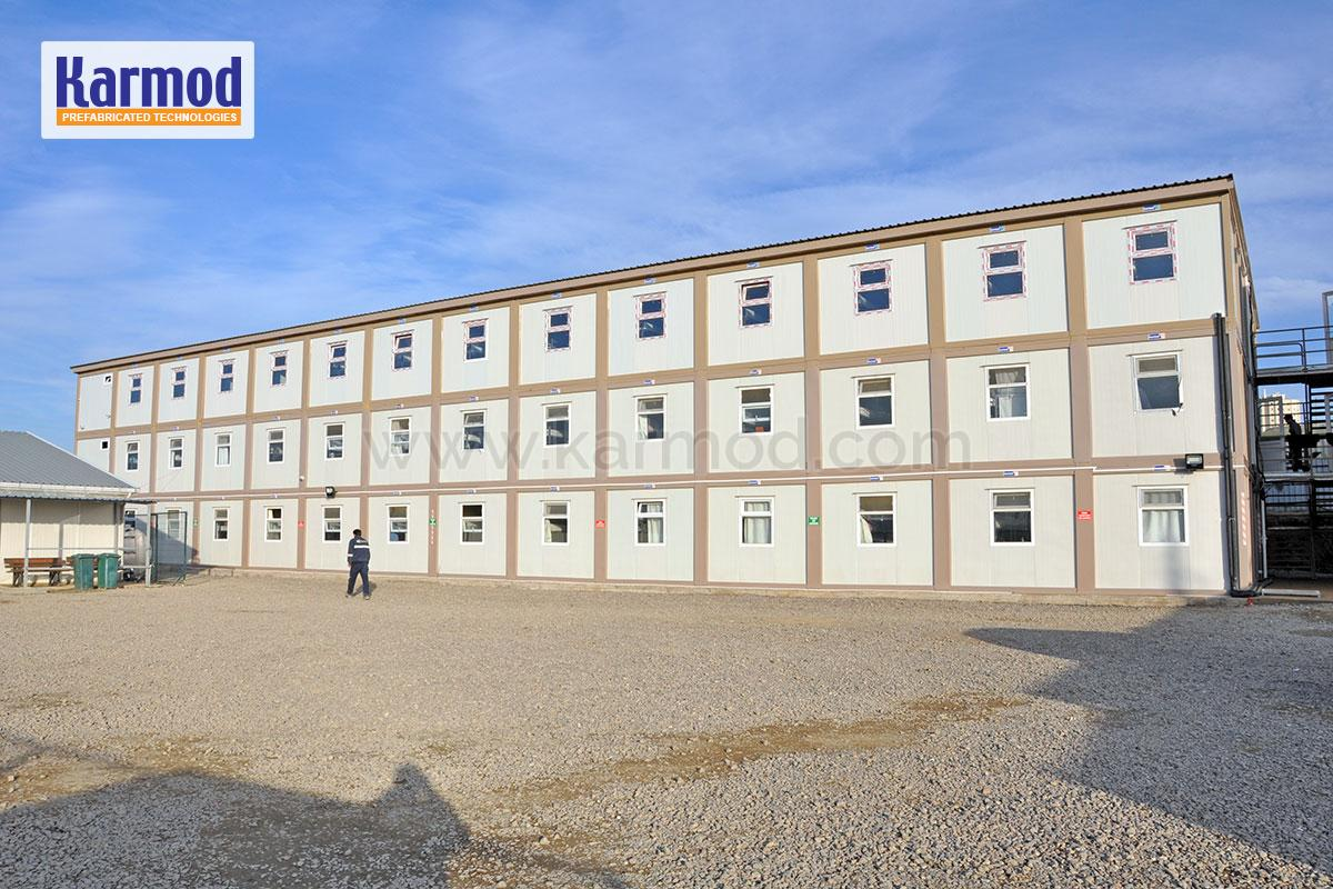 Container Office Buildings