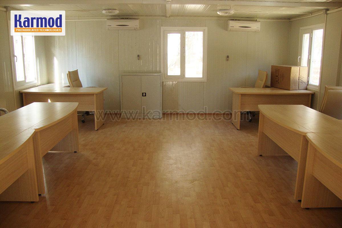 libya container office