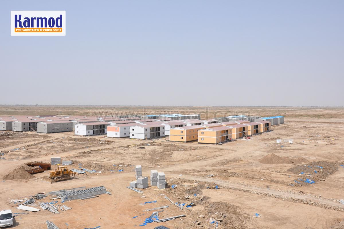 low cost container iraq