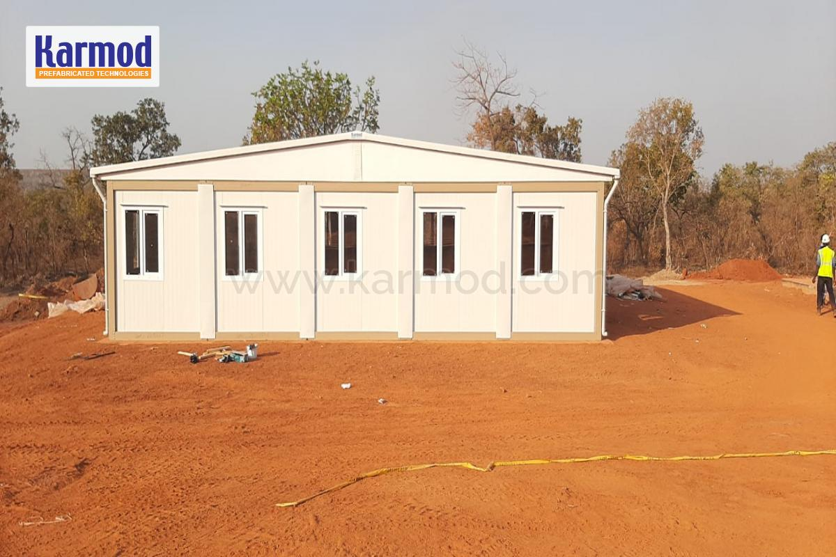 Mining Industry Companies - Mining Camps Buildings