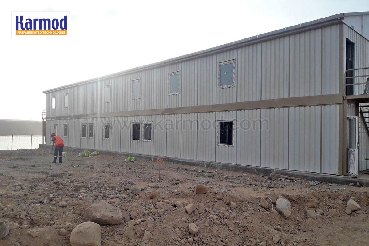 Modular Commercial and Office Buildings Djibouti