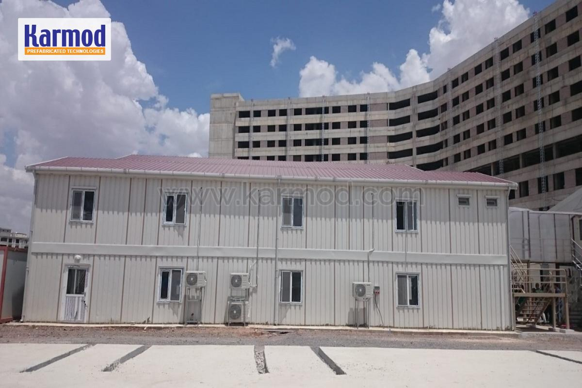 Modular Medical Buildings and Healthcare Construction