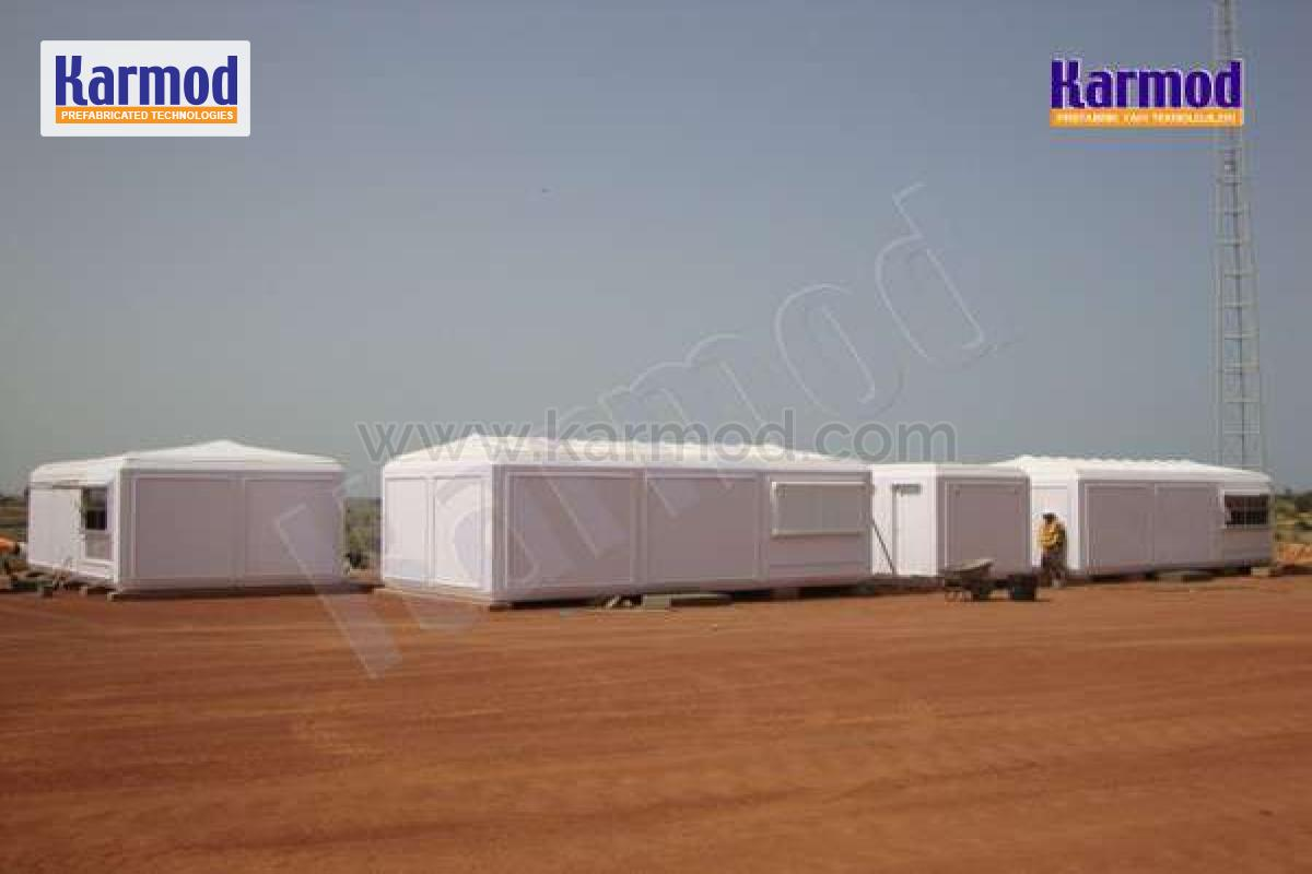 portable Workers Accommodation