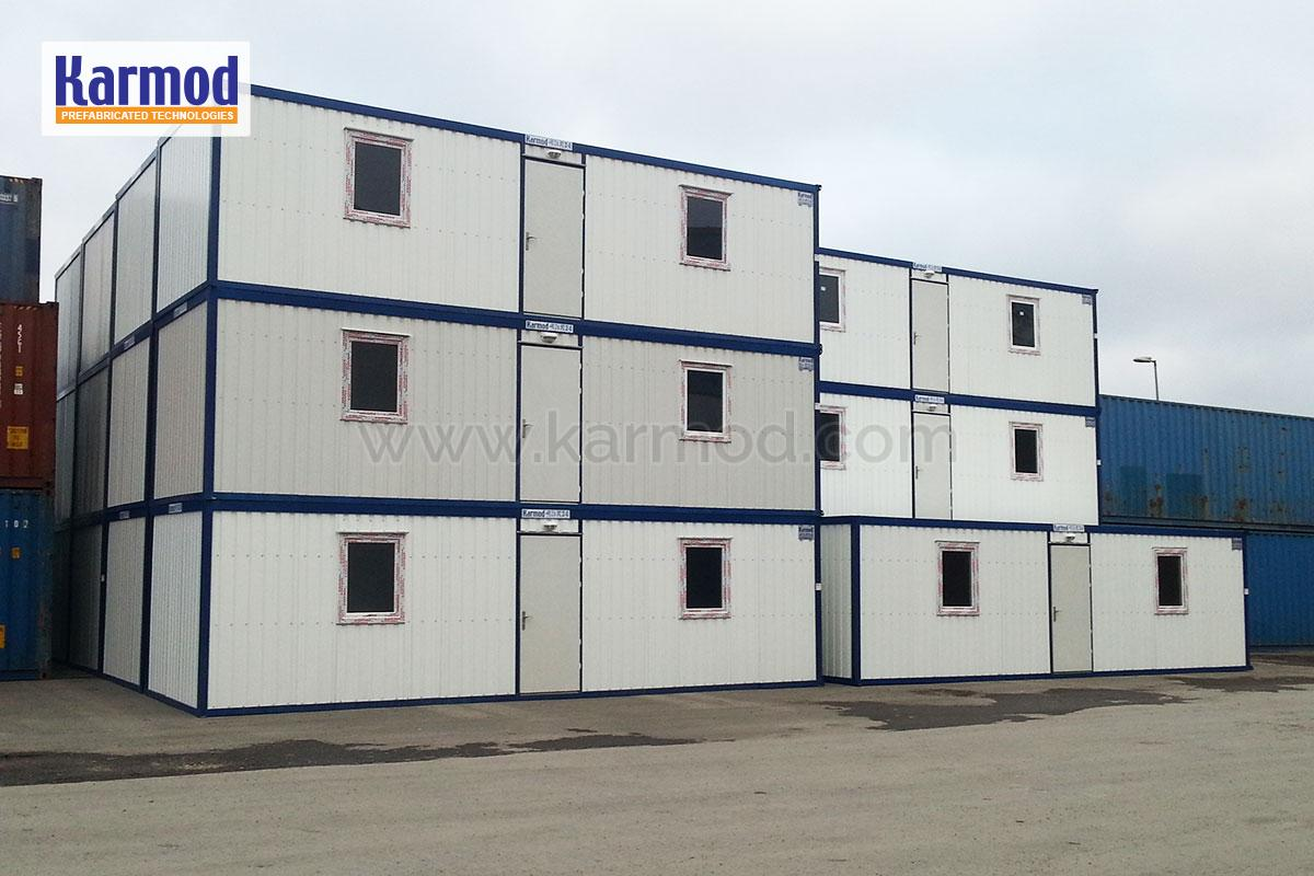 Prefabricated Containe Building