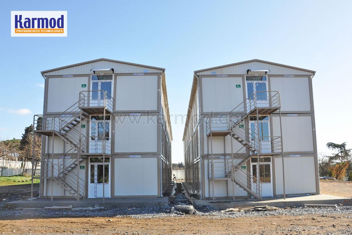 Istanbul Residential Construction Site Project