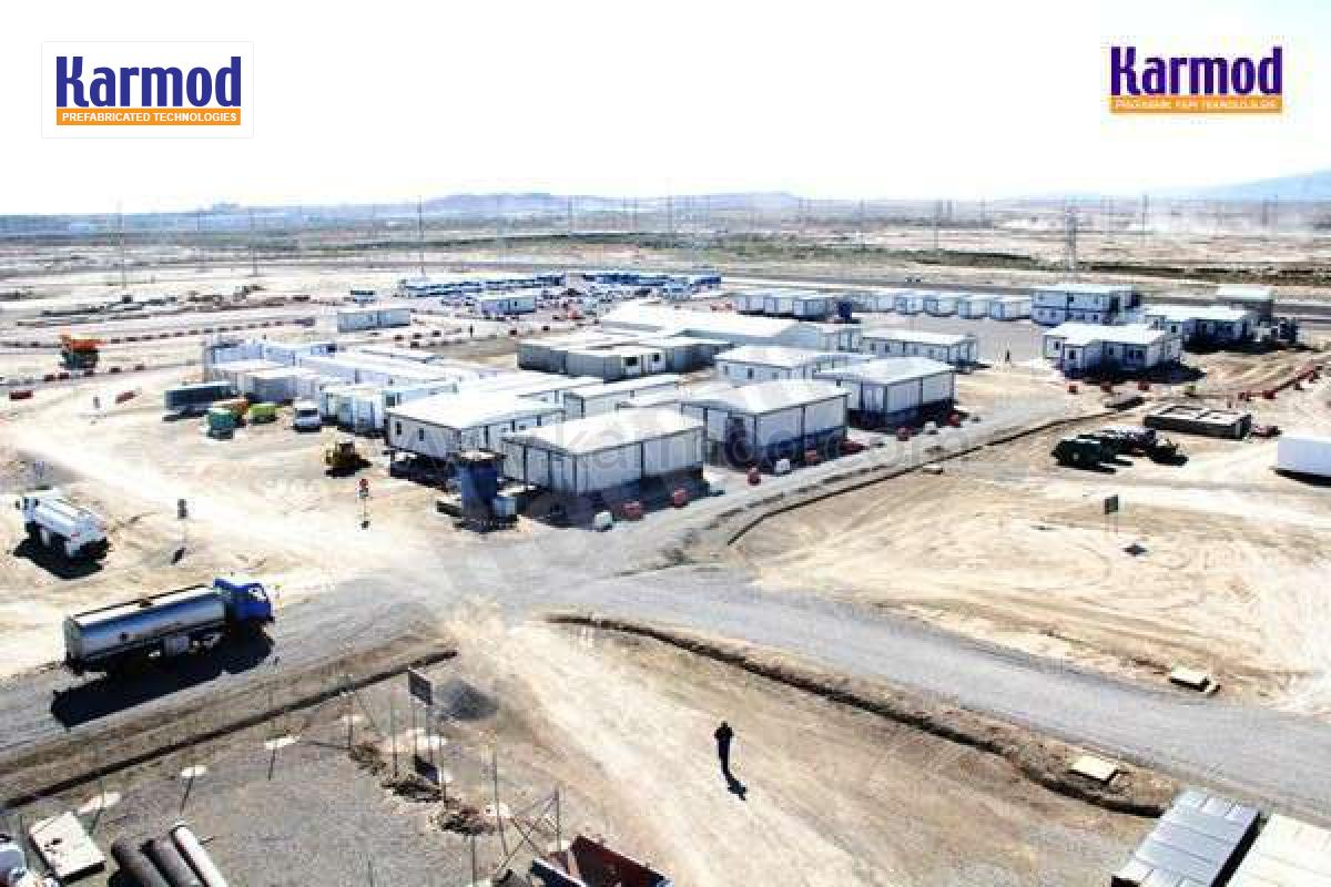 Site contruction containers