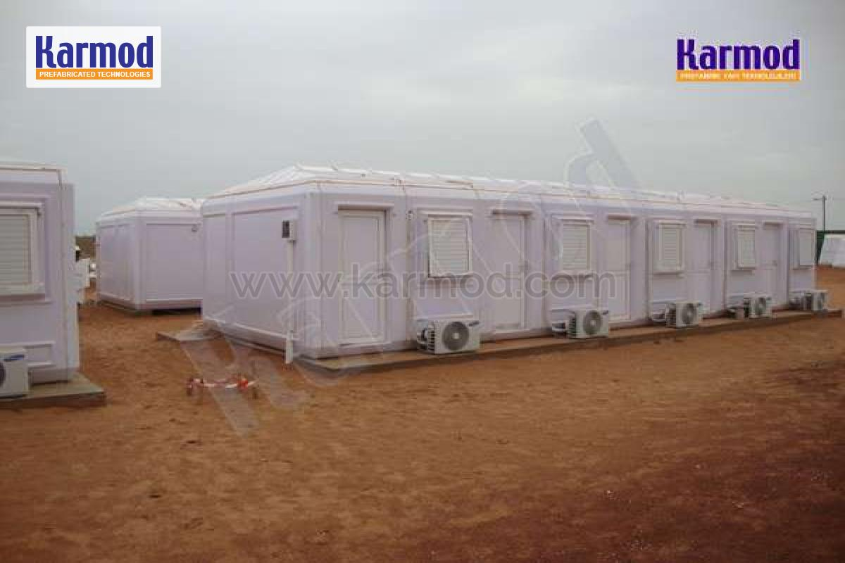 temporary Workers Accommodation senegal