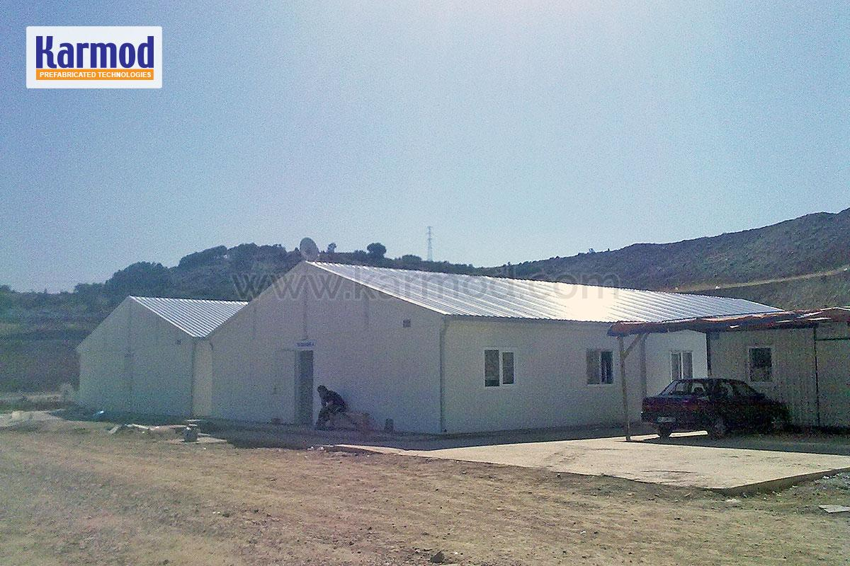 Thermal Power Station Modular Construction Project