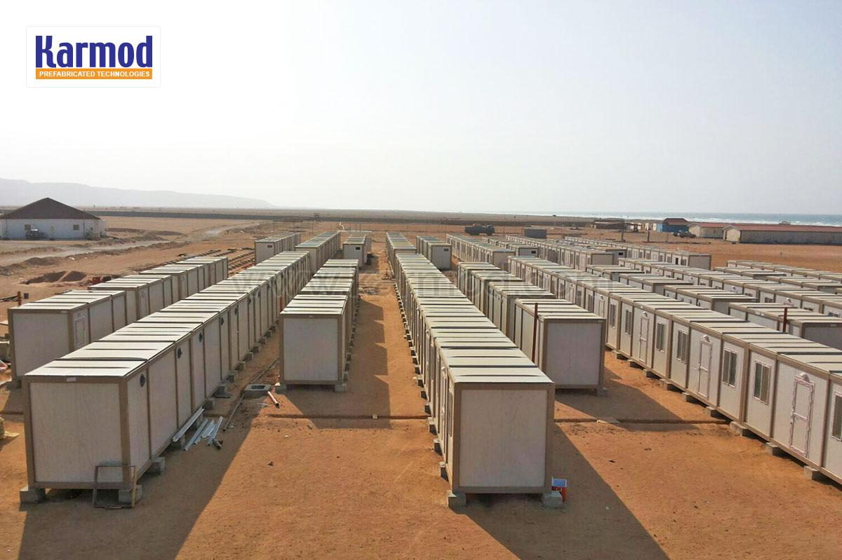Turnkey Mobile Building