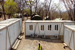 Tanzania Gold Mine Workers Camp Project