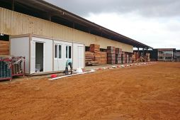 Africa Prefabricated Building