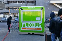 Flixbus ticket cabins - Karmod