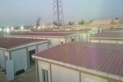 Modular Office Accommodation | Site Construction Iraq