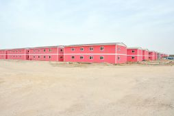 low cost housing buildings iraq