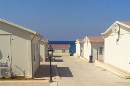 Prefab House and Village Building Project Libya