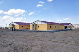 Mining Site Accommodation Camp in Mexico
