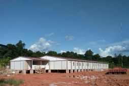 Mining Site Camps Guyana