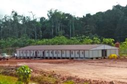 Mining Site Prefab Camps Guyana