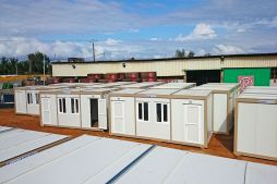 Modular Office Building Gabon