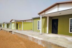 Niger Prefabricated Refugee Camp