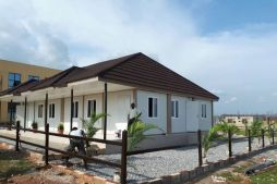 Nigerian Prefabricated Office