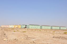 prefab buildings iraq
