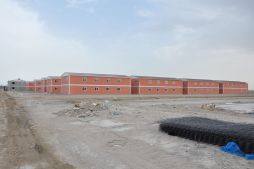 prefabricated buildings iraq