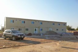 Prefabricated Buildings Sudan