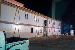 Prefabricated Hospital Saudi Arabia