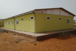 Prefabricated Refugee Camp