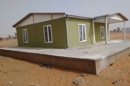 Syria and Niger Prefabricated Refugee Camp | Modular Refugee Buildings