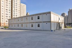 Temporary Modular Mobile Office Buildings Istanbul Turkey