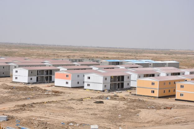 2,500 Housing Project- Iraq-Suwayrah, Aziziye, Numaniye, Kut, Hay