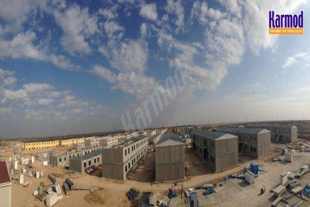 260 units of housing Project- Sulaymaniyah, Iraq