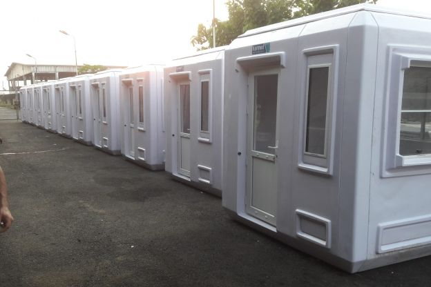 Cameroon Customs Service Offices & Security Kiosks