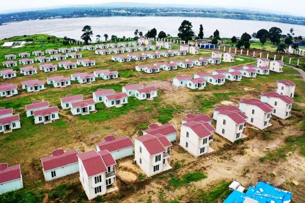 Kinshasa Housing Complex Project - Democratic Republic of the Congo